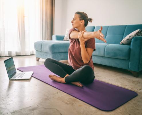 video corso pilates